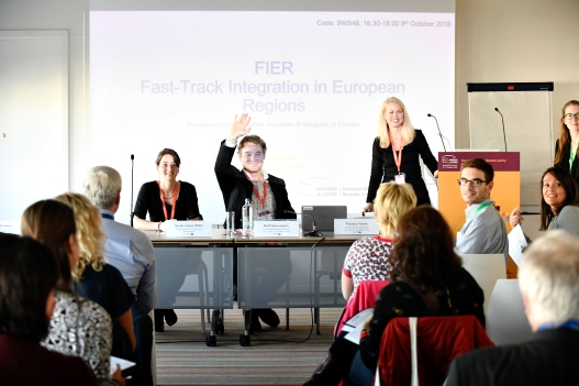9WS48 - FIER - Fast Track Integration in European Regions